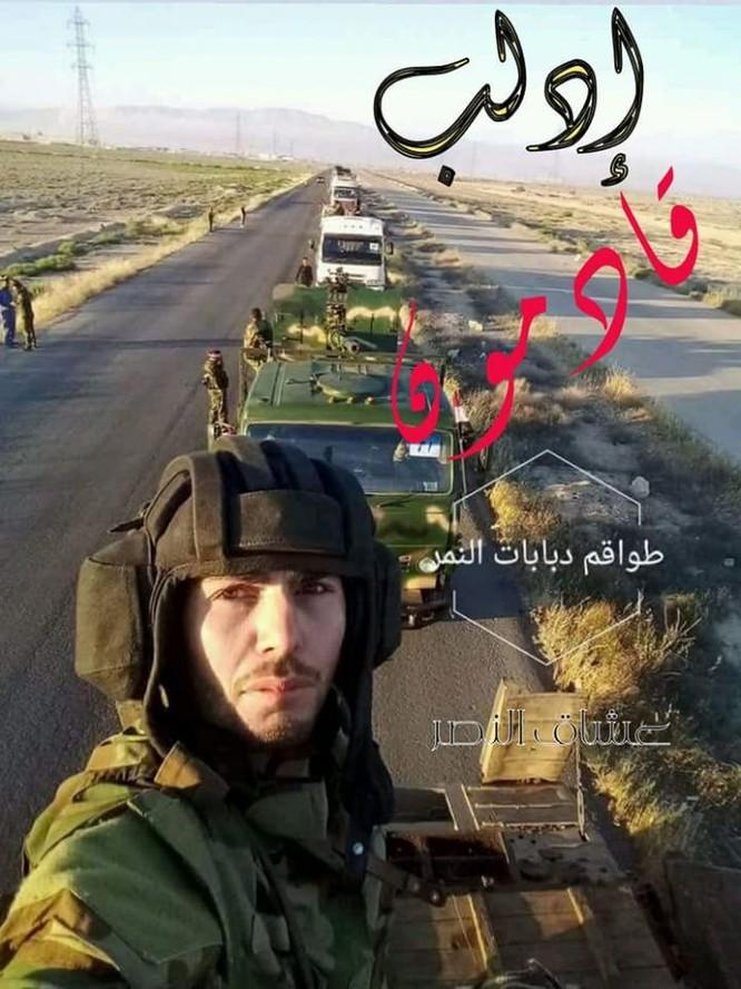 """""""Hổ Syria"""" tiến về Hama, cuộc chiến lớn nhất chuẩn bị bắt đầu ảnh 1"""