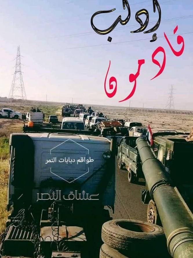 """""""Hổ Syria"""" tiến về Hama, cuộc chiến lớn nhất chuẩn bị bắt đầu ảnh 2"""