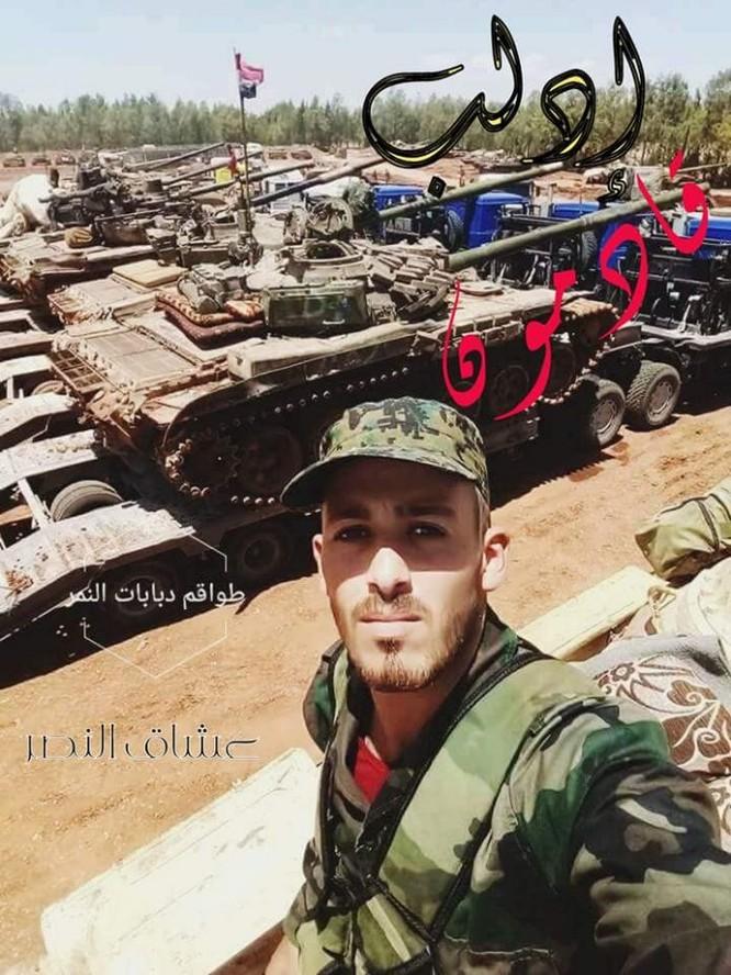 """""""Hổ Syria"""" tiến về Hama, cuộc chiến lớn nhất chuẩn bị bắt đầu ảnh 3"""