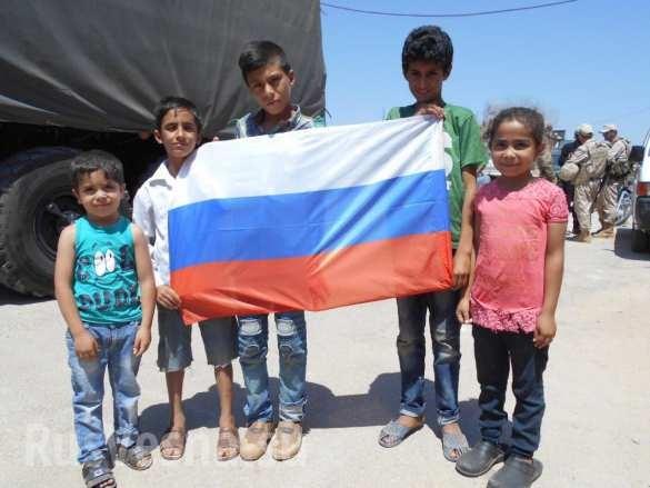 Thánh chiến Syria đầu hàng, quân đội Nga thượng cờ tại vùng phi quân sự UNDOF thuộc cao nguyên Golan ảnh 2