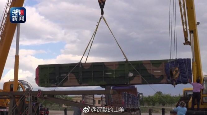 Không chịu kém cạnh Nga, Mỹ, Trung Quốc phóng tên lửa siêu âm ảnh 2