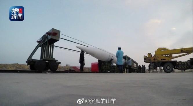 Không chịu kém cạnh Nga, Mỹ, Trung Quốc phóng tên lửa siêu âm ảnh 3