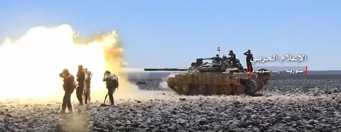 Quân đội Syria truy diệt IS trên sa mạc Sweida, chuẩn bị kết thúc chiến dịch ảnh 3