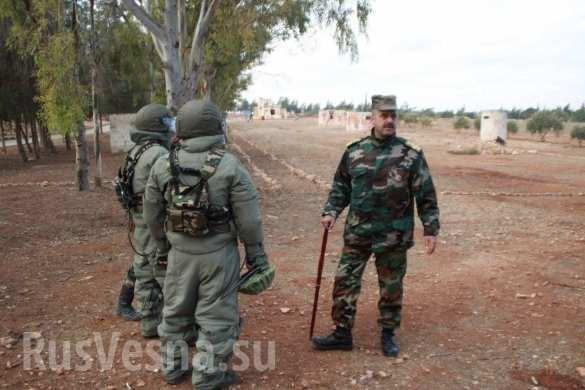"""Nga – Syria trong cuộc chiến với """"quà tặng của thần chết"""" ảnh 3"""