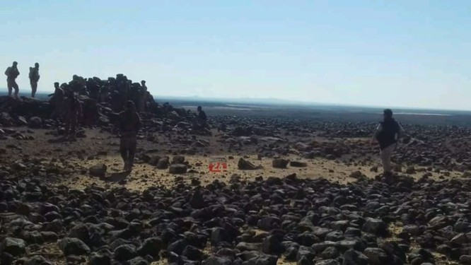 Đặc nhiệm giải cứu con tin thất bại, quân đội Syria pháo kích vào núi Safa, Sweida ảnh 1