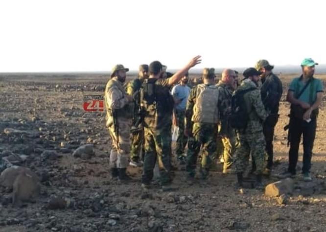 Đặc nhiệm giải cứu con tin thất bại, quân đội Syria pháo kích vào núi Safa, Sweida ảnh 2