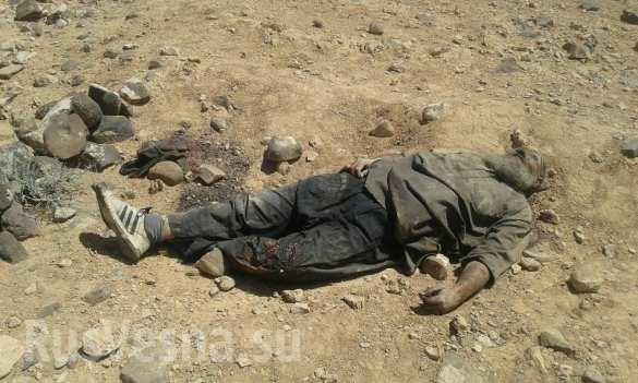 Quân đội Syria siết chặt vòng vây, quyết diệt sạch tay súng IS ở sa mạc đen ảnh 3