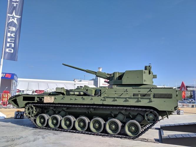 Nga hồi sinh pháo phòng không danh tiếng Việt Nam 57 mm trên thân xe siêu hiện đại Armata ảnh 4