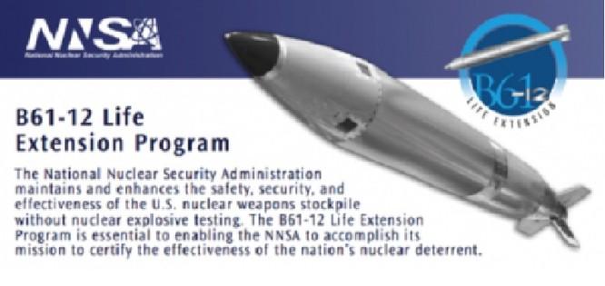 Mỹ thử bom hạt nhân mới, bắt đầu cuộc đua hủy diệt với Nga và Trung Quốc ảnh 1