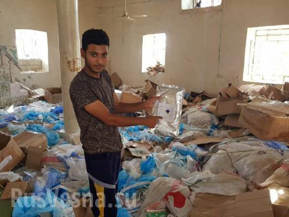 """Quân đội Syria chiếm bệnh viện thánh chiến, lộ mặt thế lực hỗ trợ các nhóm """"nổi dậy"""" chống Damascus ảnh 11"""