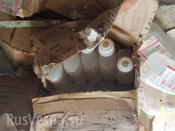 """Quân đội Syria chiếm bệnh viện thánh chiến, lộ mặt thế lực hỗ trợ các nhóm """"nổi dậy"""" chống Damascus ảnh 4"""