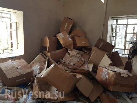 """Quân đội Syria chiếm bệnh viện thánh chiến, lộ mặt thế lực hỗ trợ các nhóm """"nổi dậy"""" chống Damascus ảnh 7"""