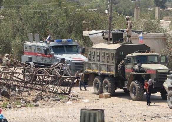Quân cảnh Nga làm gì ở Syria: Từ Quảng trường Đỏ đến chiến trường ảnh 1