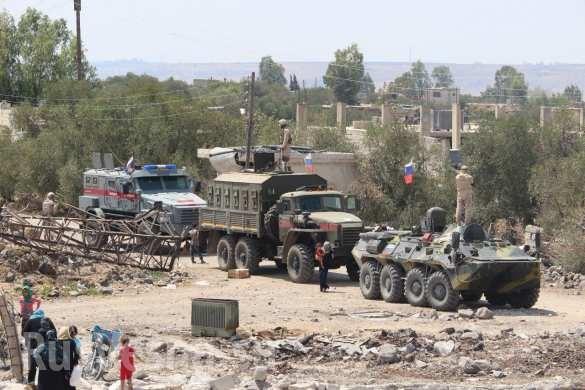 Quân cảnh Nga làm gì ở Syria: Từ Quảng trường Đỏ đến chiến trường ảnh 2