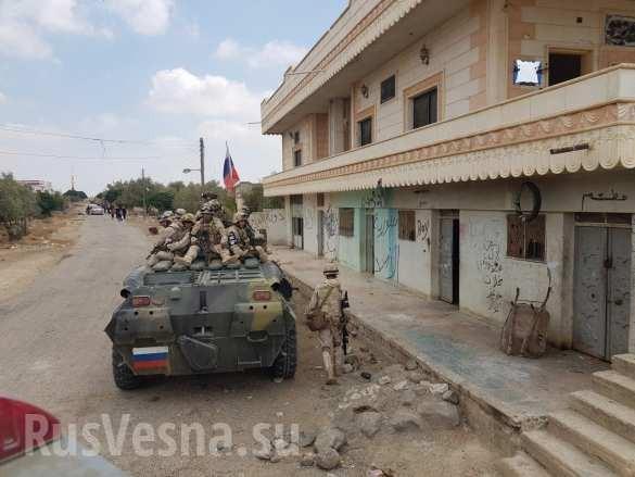 Quân cảnh Nga làm gì ở Syria: Từ Quảng trường Đỏ đến chiến trường ảnh 3