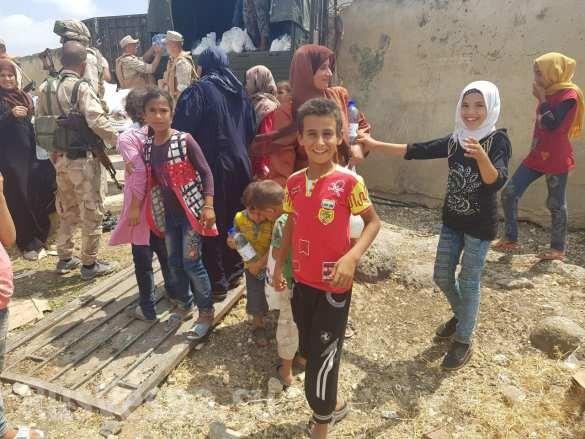 Quân cảnh Nga làm gì ở Syria: Từ Quảng trường Đỏ đến chiến trường ảnh 7