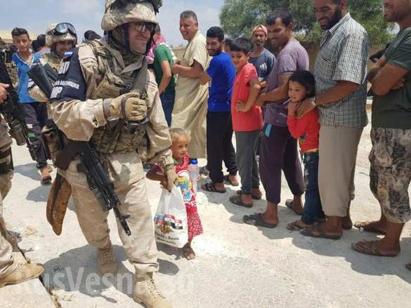 Quân cảnh Nga làm gì ở Syria: Từ Quảng trường Đỏ đến chiến trường ảnh 9