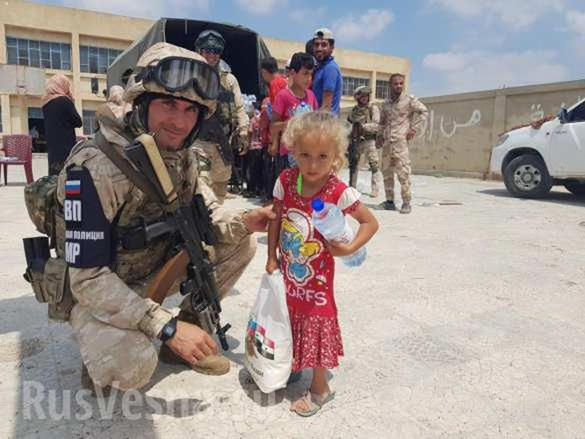 Quân cảnh Nga làm gì ở Syria: Từ Quảng trường Đỏ đến chiến trường ảnh 10