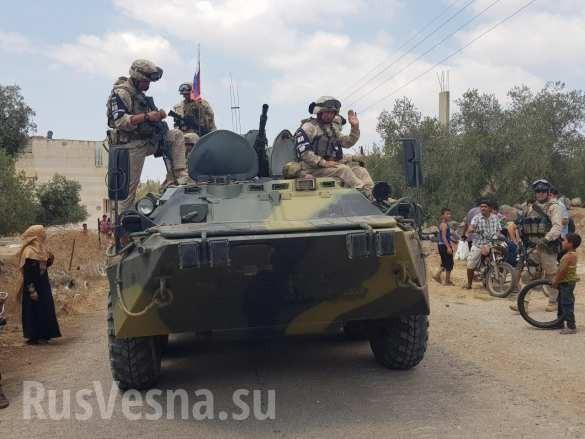 Quân cảnh Nga làm gì ở Syria: Từ Quảng trường Đỏ đến chiến trường ảnh 12