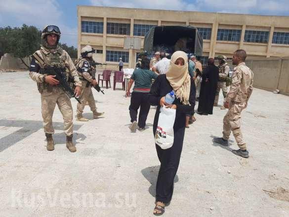 Quân cảnh Nga làm gì ở Syria: Từ Quảng trường Đỏ đến chiến trường ảnh 15