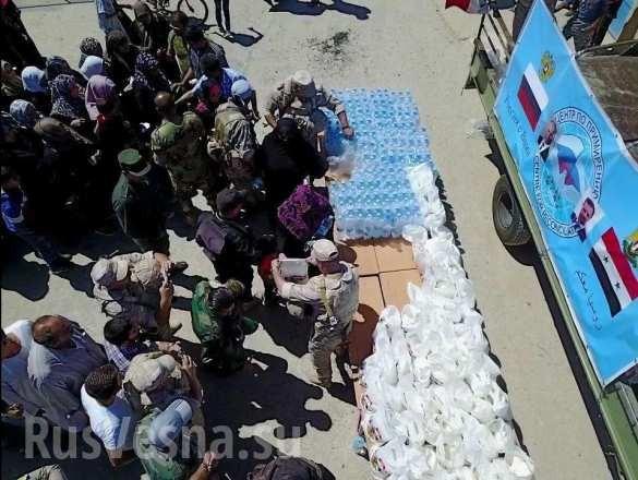 Quân cảnh Nga làm gì ở Syria: Từ Quảng trường Đỏ đến chiến trường ảnh 22