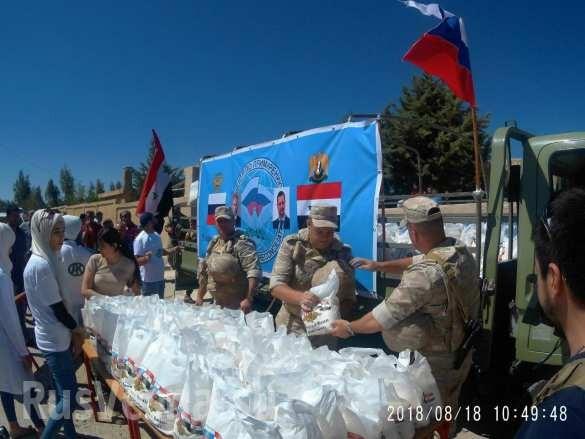 Quân cảnh Nga làm gì ở Syria: Từ Quảng trường Đỏ đến chiến trường ảnh 24