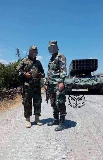 """""""Hổ Syria"""" tung hung thần phản lực nhiệt áp, xe tăng vào chiến trường Idlib ảnh 1"""