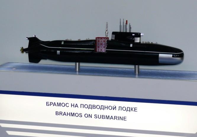 """""""Sát thủ"""" Brahmos Việt Nam muốn mua đã có phiên bản phóng từ tàu ngầm ảnh 2"""
