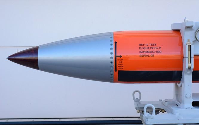 Uy lực kinh hoàng của bom hạt nhân chuyên phá hầm ngầm của Mỹ ảnh 1