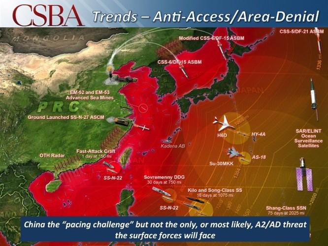 """Mỹ vung 13 tỷ USD chế """"hạm đội UAV"""" đối phó Trung Quốc ảnh 1"""