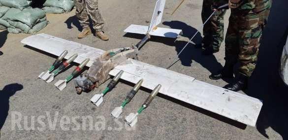 Thánh chiến Syria tấn công quân chính phủ bằng UAV tại Idlib, kỷ nguyên khủng bố bằng công nghệ cao bắt đầu ảnh 1