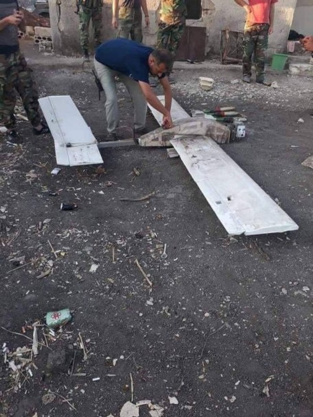 Thánh chiến Syria tấn công quân chính phủ bằng UAV tại Idlib, kỷ nguyên khủng bố bằng công nghệ cao bắt đầu ảnh 12
