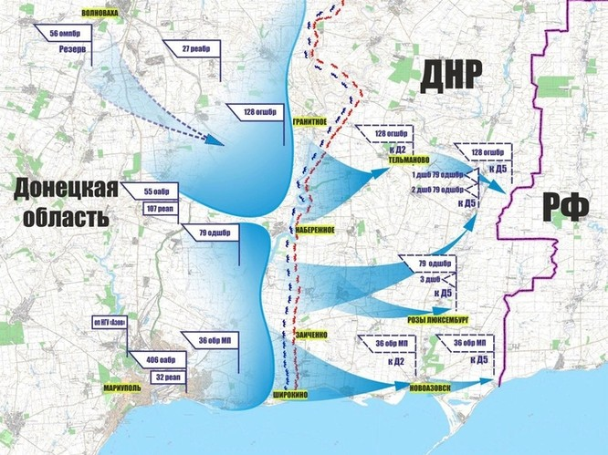 Ukraine lên kế hoạch tung 12.000 quân bình định Donesk ảnh 1