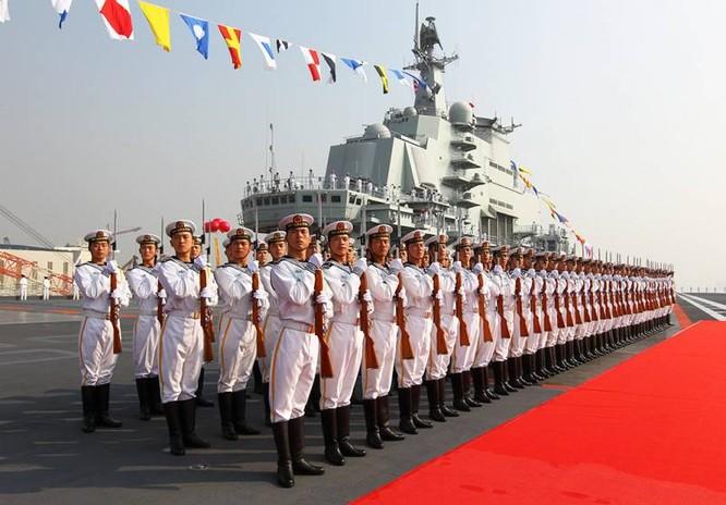 """Báo Trung Quốc """"nổ"""": Không phải Nga, Mỹ mới xứng là đối thủ hải quân của PLA ảnh 2"""