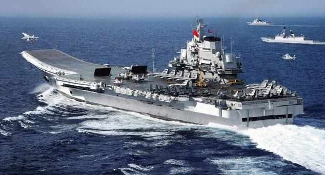 """Báo Trung Quốc """"nổ"""": Không phải Nga, Mỹ mới xứng là đối thủ hải quân của PLA ảnh 3"""