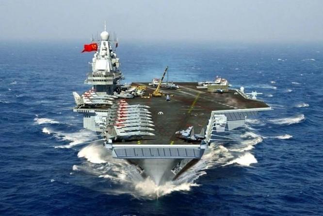 """Báo Trung Quốc """"nổ"""": Không phải Nga, Mỹ mới xứng là đối thủ hải quân của PLA ảnh 9"""