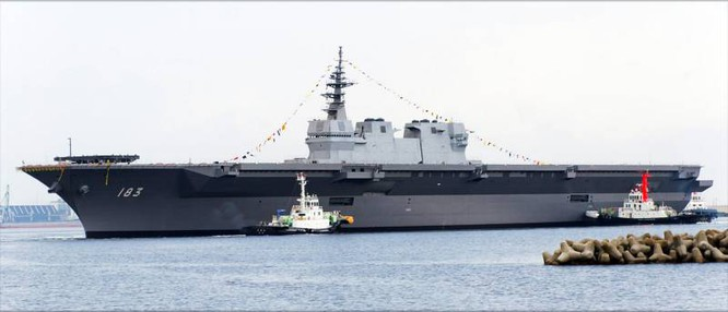 """Báo Trung Quốc """"nổ"""": Không phải Nga, Mỹ mới xứng là đối thủ hải quân của PLA ảnh 11"""