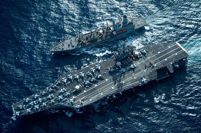 """Báo Trung Quốc """"nổ"""": Không phải Nga, Mỹ mới xứng là đối thủ hải quân của PLA ảnh 12"""