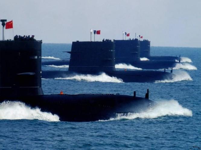 """Báo Trung Quốc """"nổ"""": Không phải Nga, Mỹ mới xứng là đối thủ hải quân của PLA ảnh 8"""