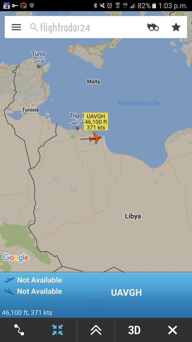 """Nga ra tay hạ """"diều hâu"""" RQ-4 Global Hawk Mỹ trên biển Tây Ban Nha? ảnh 5"""