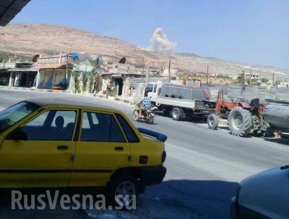 Chảo lửa Idlib: Nga - Syria khai hỏa dữ dội triệt hạ sào huyệt khủng bố ảnh 4