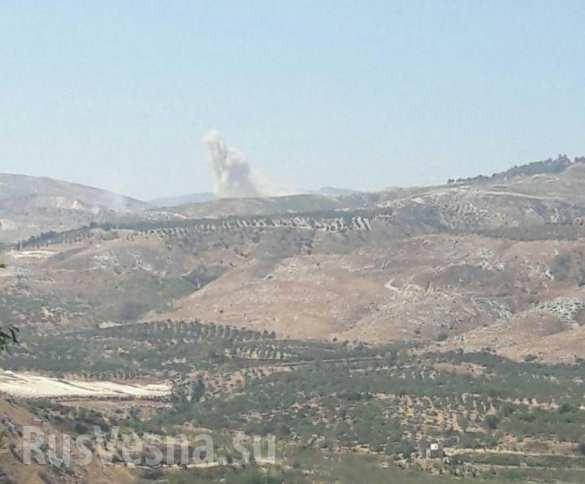 Chảo lửa Idlib: Nga - Syria khai hỏa dữ dội triệt hạ sào huyệt khủng bố ảnh 6