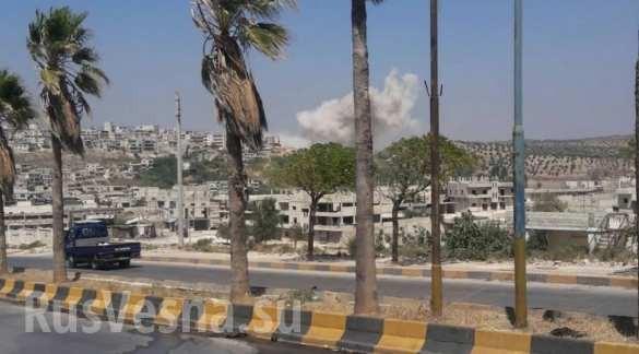 Chảo lửa Idlib: Nga - Syria khai hỏa dữ dội triệt hạ sào huyệt khủng bố ảnh 8