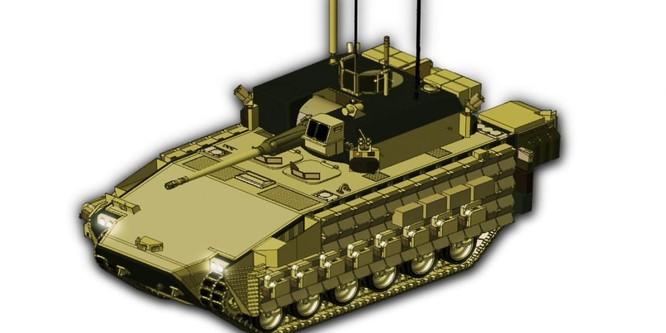"""Xe tăng, thiết giáp mới của Mỹ """"hổ báo"""" thế nào? ảnh 1"""