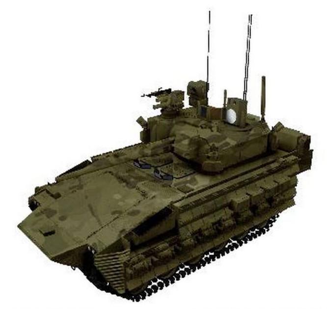 """Xe tăng, thiết giáp mới của Mỹ """"hổ báo"""" thế nào? ảnh 3"""