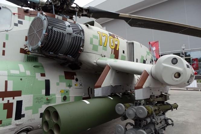 """""""Cá sấu"""" Ка-52 và """"thợ săn đêm"""" Mi-28NМ Nga sẽ phóng và điều khiển các máy bay không người lái ảnh 3"""