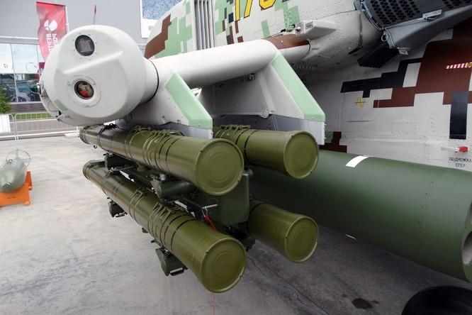 """""""Cá sấu"""" Ка-52 và """"thợ săn đêm"""" Mi-28NМ Nga sẽ phóng và điều khiển các máy bay không người lái ảnh 4"""
