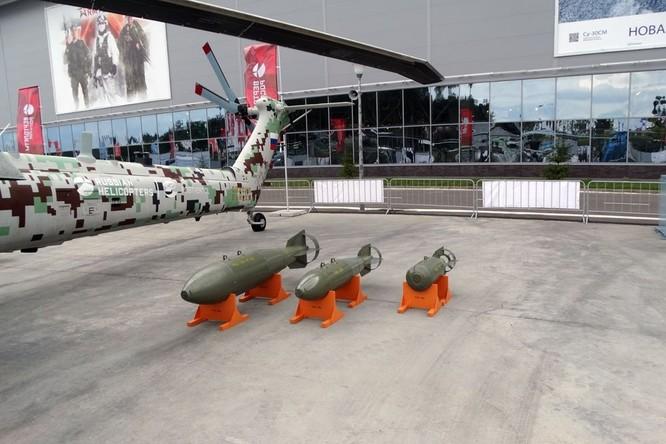 """""""Cá sấu"""" Ка-52 và """"thợ săn đêm"""" Mi-28NМ Nga sẽ phóng và điều khiển các máy bay không người lái ảnh 6"""