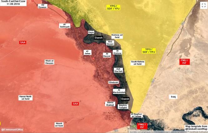 IS đánh bại liên quân Mỹ tấn công, nhiều chiến binh Kurd Syria thiệt mạng ảnh 1