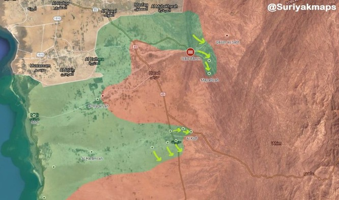 Quân Ả rập Xê út tấn công gần cảng biển, Houthi nã pháo diệt lính liên minh vùng Vịnh ảnh 2